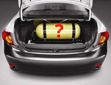 Какой газовый баллон установить в автомобиль