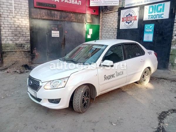 Datsun on-DO 1.6 87 Hp 2014 - н.в. МЕТАН