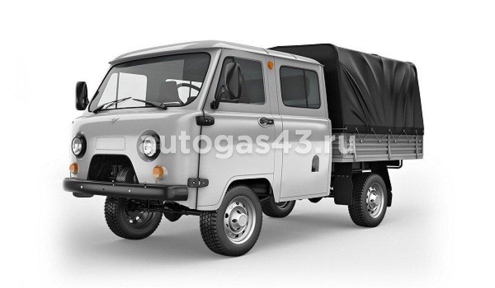 УАЗ Фермер 39094 2.7 112 Hp