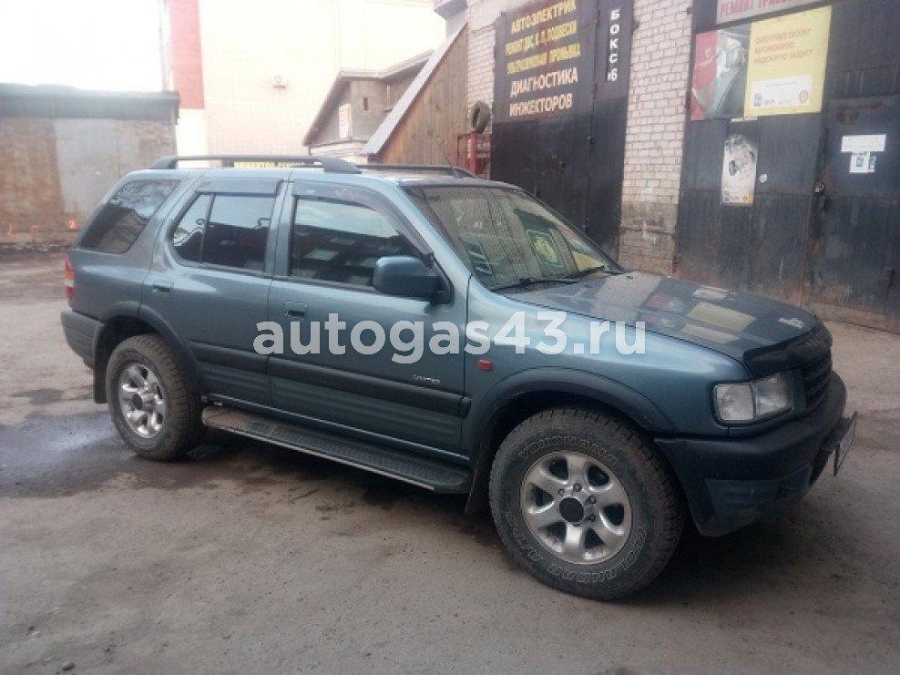 Opel Frontera B 3.2 205 Hp 4WD 1998 - 2001
