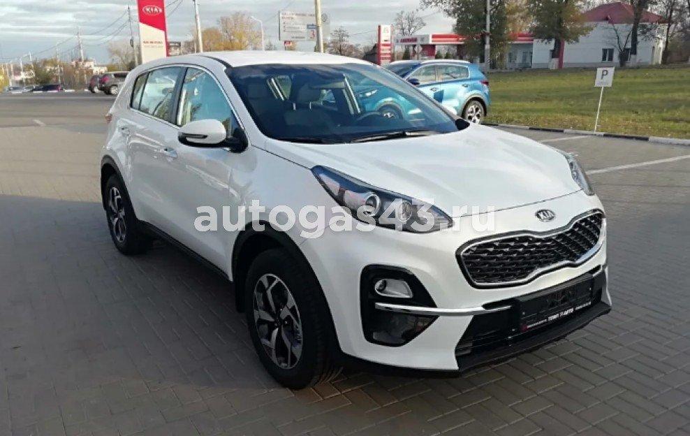Kia Sportage IV (QL) 2.0 150 Hp 2016 - 2019 МЕТАН