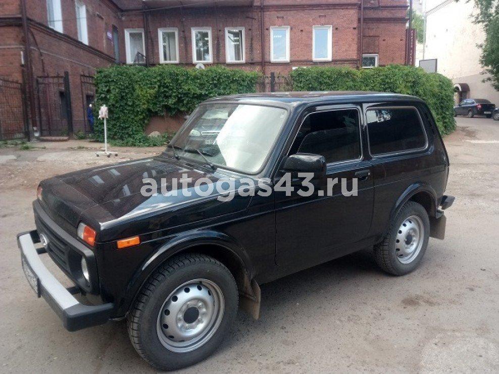 Lada 21214 1.7 MT 87 Hp 4WD