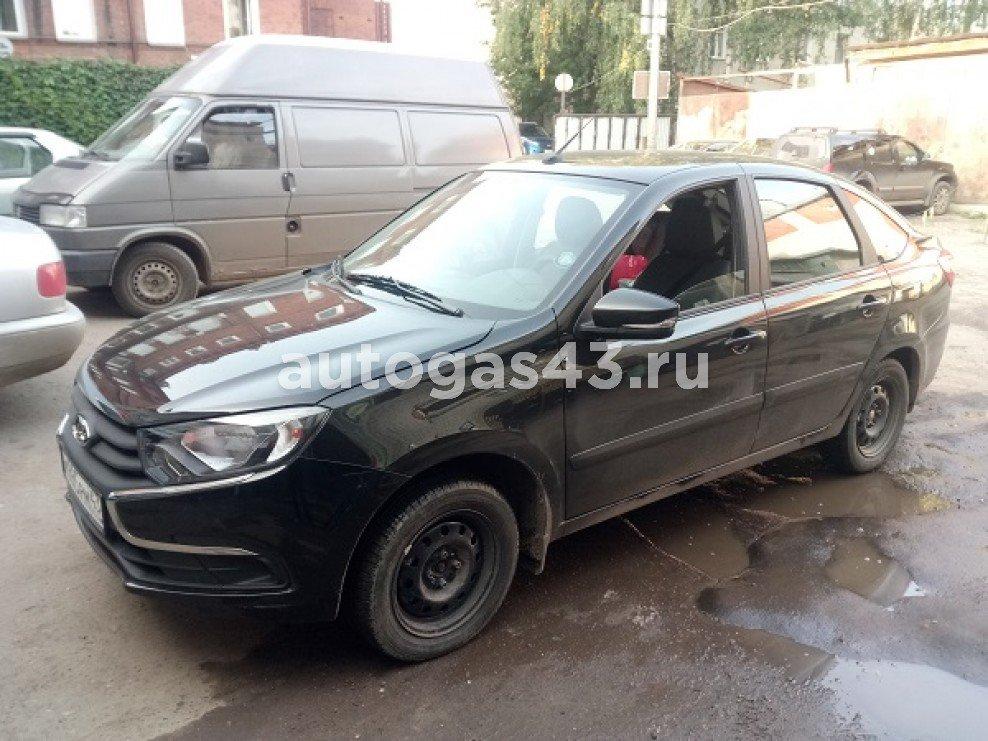 Lada Granta I Рестайлинг 1.6 87 Hp Лифтбек 2018 - н.в. МЕТАН