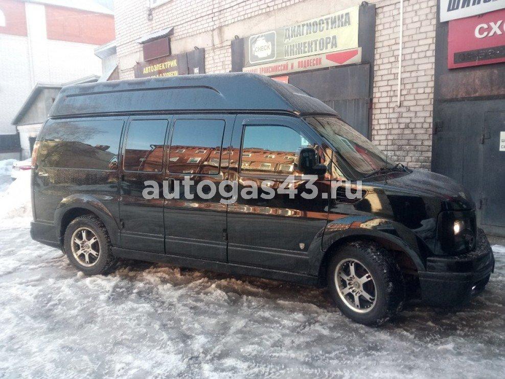 GMC Savana AWD 5.3 314 Hp Пропан-Бутан