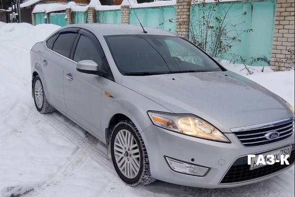 FORD MONDEO IV 2.3 160 HP 2007 - 2010 СЕДАН