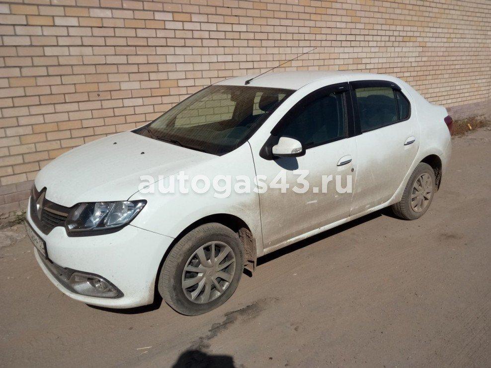 Renault Logan II 1.6 82 Hp
