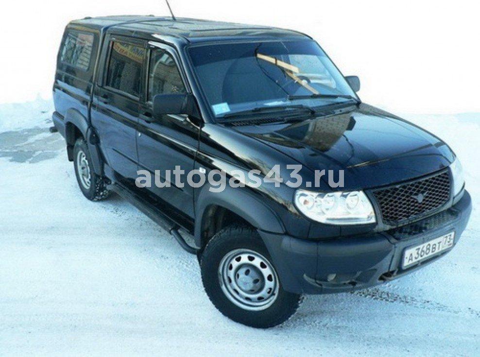 УАЗ Патриот Pickup 2.7 128 Hp