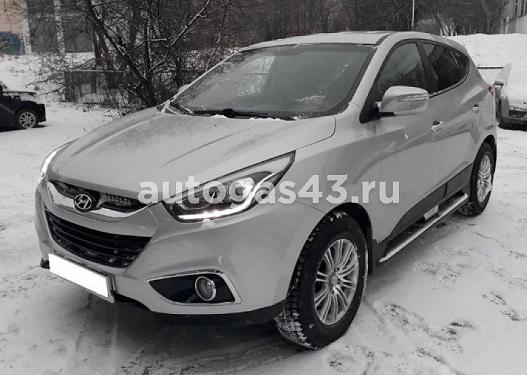 IX35 РЕСТАЙЛИНГ 2.0 150 л.с. 2013 - 2015 г.в.