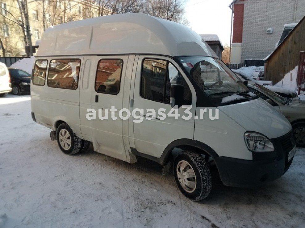 ГАЗ Луидор 225000 2,9 106 л.с.
