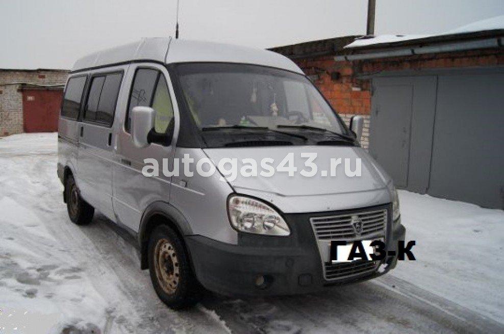 ГАЗ 2217 СОБОЛЬ  2.5 140 Hp пассажирская версия 7 мест