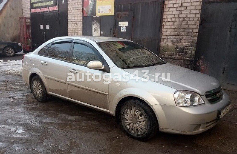 Chevrolet Lacetti 1.6 109 л.с