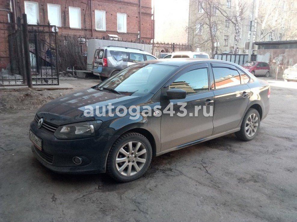 Volkswagen POLO V 1.6   105 л.с