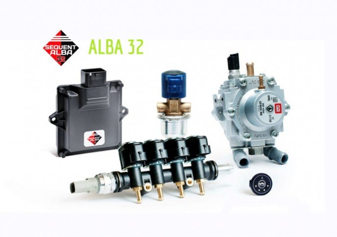Отличия систем ГБО BRC ALBA, BRC Sequent 32 ,BRC Plug&Drive.