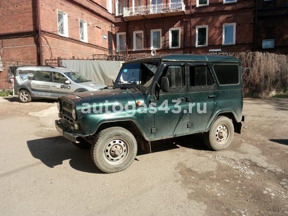 УАЗ Hunter 2.7 128 Hp