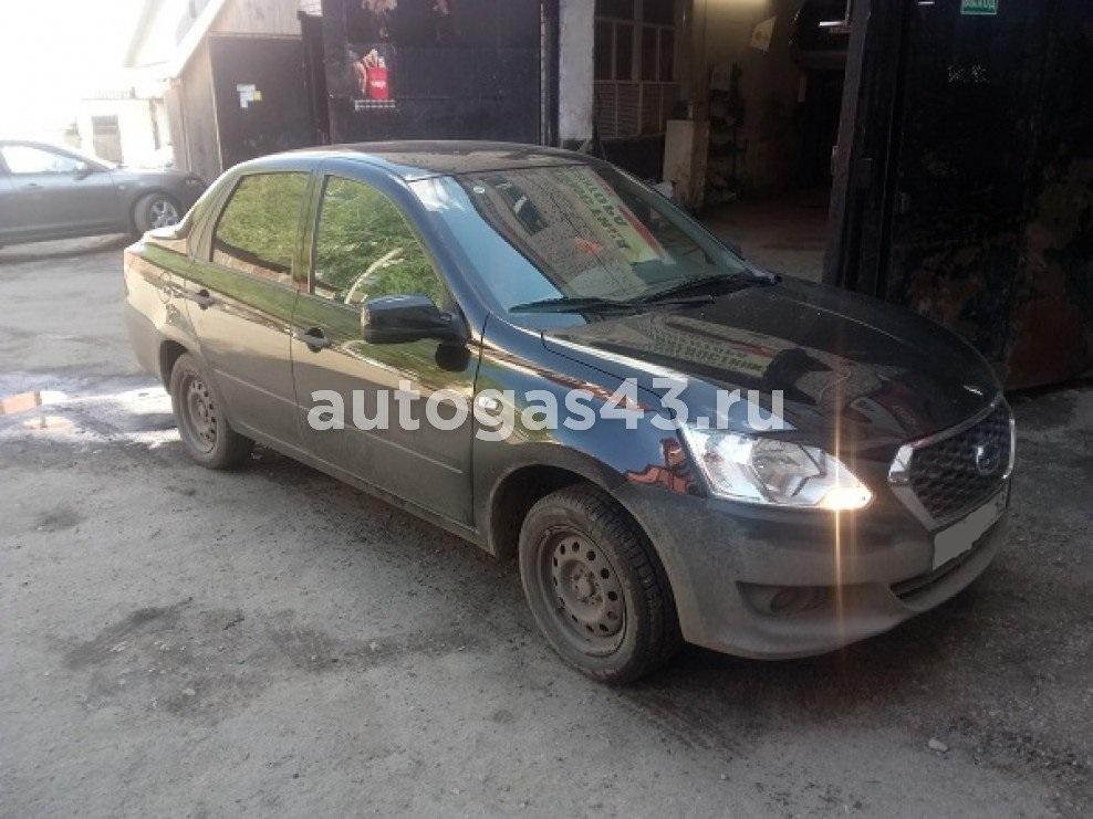 Datsun on-DO I 1.6 МТ 87 л.с. 2014 - н.в.