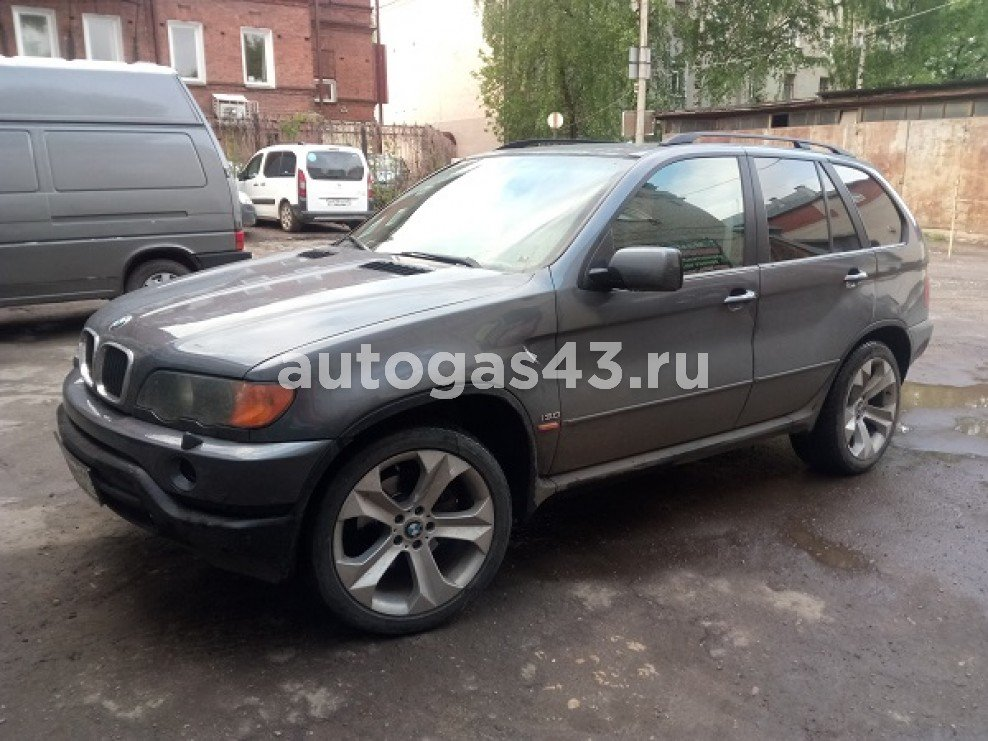 BMW X5 I (E53) 3.0 231 HP
