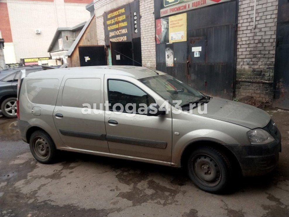 Lada LARGUS Фургон 1.6 102 HP