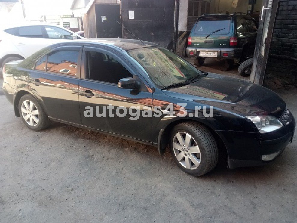 FORD MONDEO III 1.8 125 HP