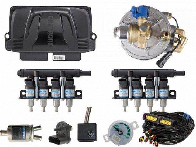 Digitronic Standart и Premium для 6-8 цилиндровых автомобилей