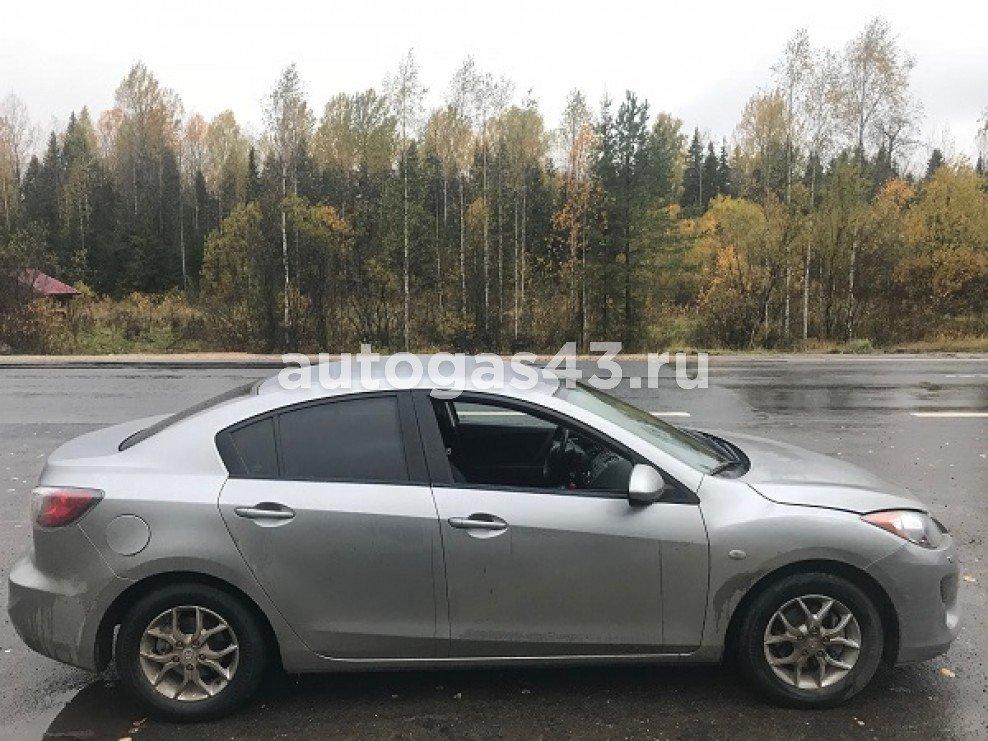 Mazda 3 II (BL) 1.6 105 Hp Седан