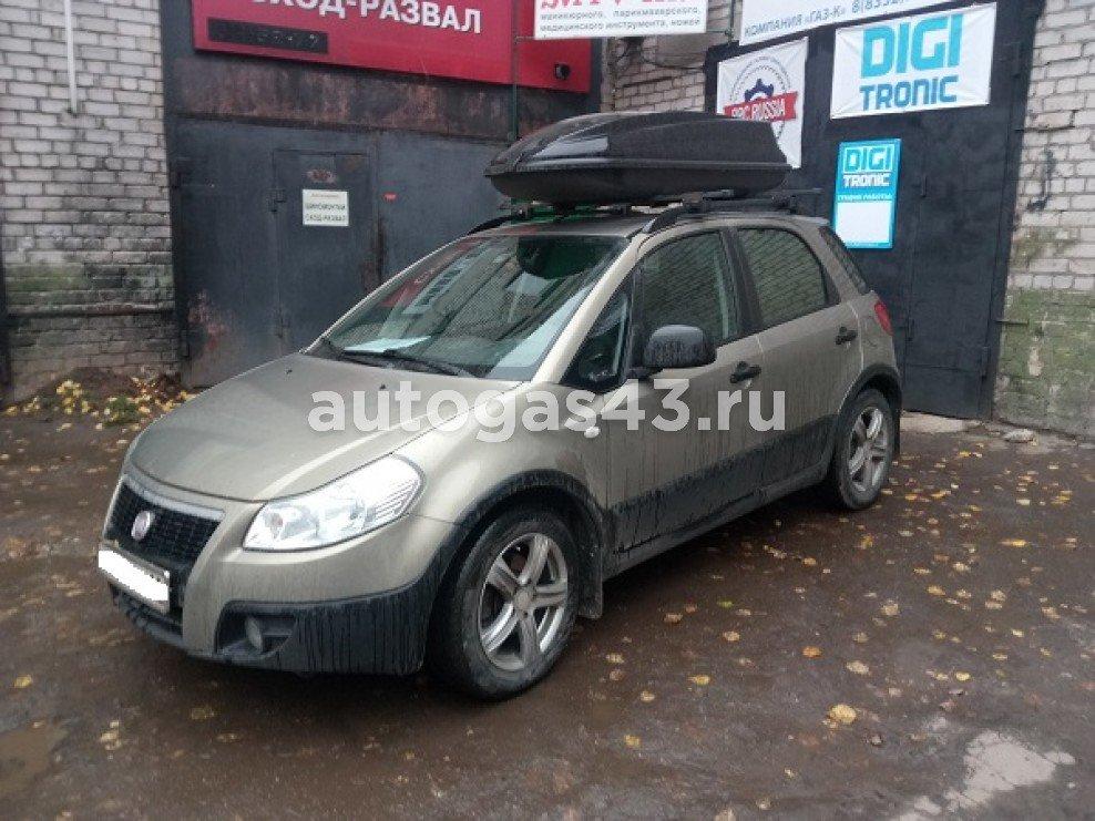 FIAT Sedici (FY) 1.6 107 Hp 2006 - 2009 гг.