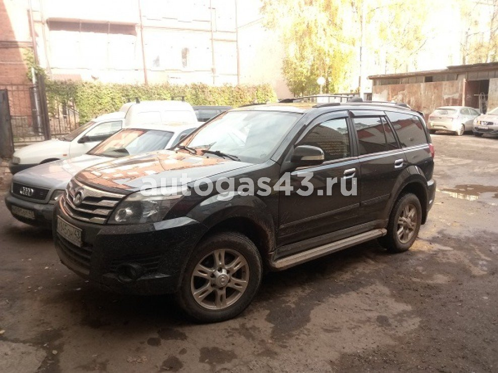 Great Wall Hover H3 2.0 123 HP