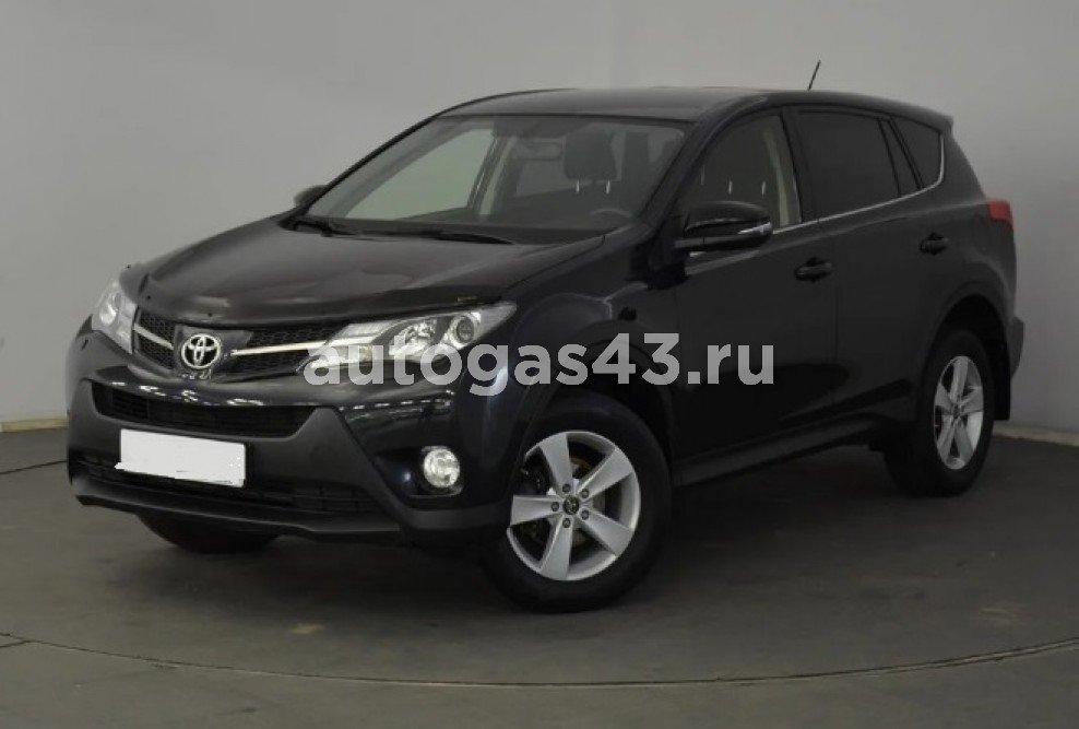 Toyota RAV 4 IV (CA40) 2.0 146 НР 2013 – 2015